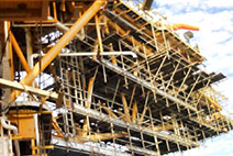 Scaffolding Services - Pacific High Technology Group of